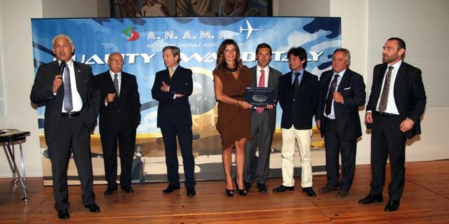 ANAMA Quality Award 2012