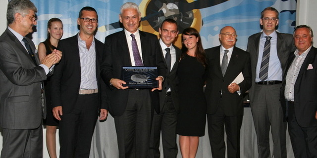 ANAMA Quality Award 2011