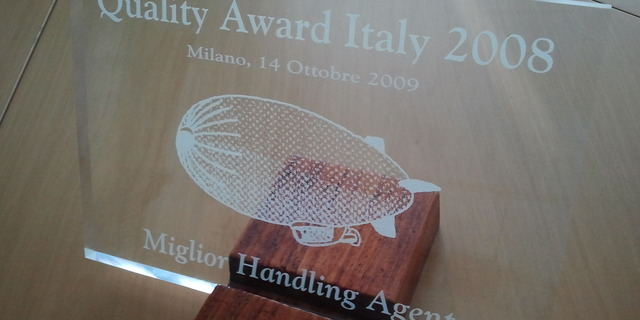 ANAMA Quality Award 2008