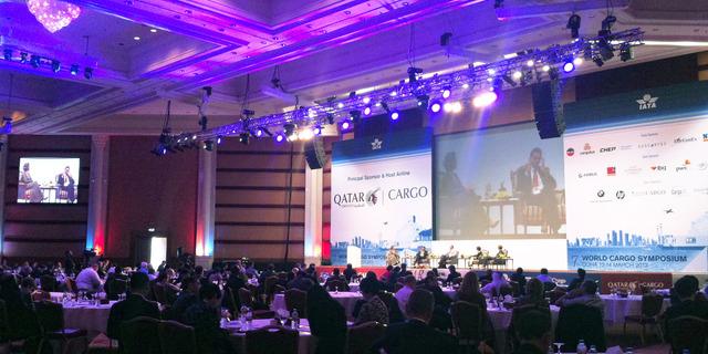 Alha al 7° World Cargo Symposium IATA
