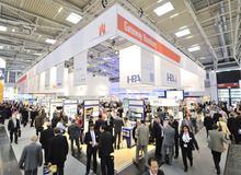 Alha at Air Cargo Europe 2013 - Munich
