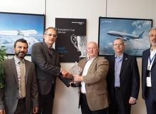 Alha ottiene il miglior risultato di Cargo Terminal Performance a livello mondiale: American Airlines consegna ad Alha la President's Cup