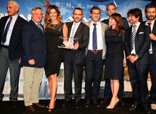 Alha Group miglior Handling Agent agli ANAMA Quality Awards Italy