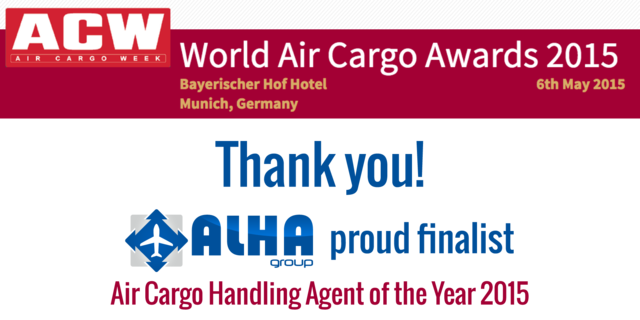 World Air Cargo Awards 2015