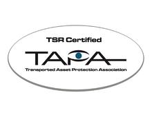 Certificazione TAPA TSR 1