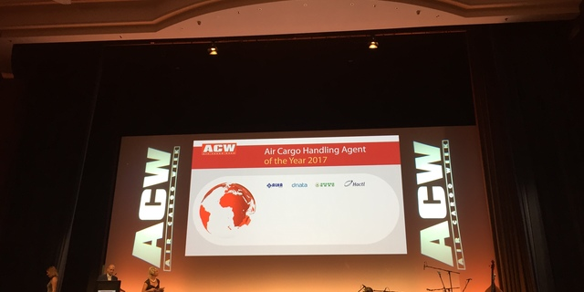 ACW World Air Cargo Awards 2017
