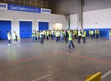 Un nuovo cargo terminal a Roma FCO